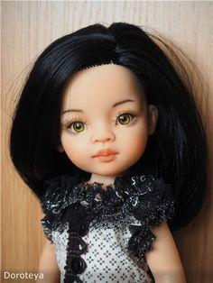 ООАК куклы Поала Рейна, Paola Reina. Я люблю свою игрушку / ООАК Paola Reina, Antonio Juan, Carmen Gonzalez / Бэйбики. Куклы фото. Одежда для кукол