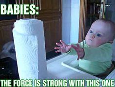 Our favourite baby memes - via Parentdish