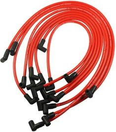 Denso Spark Plug Ignition Wires Set for Chevrolet Silverado 3500 6.0L V8 ga