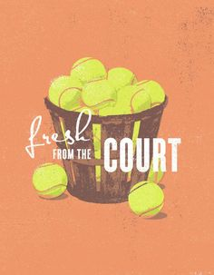 Imagery for the Family Circle Cup women's tennis tournament in Charleston, SC Tennis Tips, Sport Tennis, Play Tennis, Beach Tennis, Soccer, Gig Poster, Tenis Retro, Tennis Wallpaper, Tennis Posters