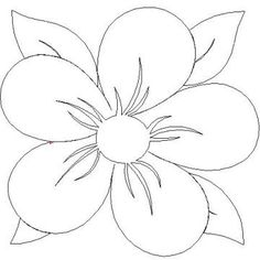 flower mosaic coloring pages | Printable Flowers To Color | Flowers Coloring Pages | Kids ...