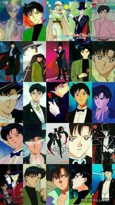 Mamoru Chiba Sailor Moon Quotes, Sailor Moon Girls, Arte Sailor Moon, Sailor Moon Manga, Tuxedo Mask, Sailor Moon Episodes, Saylor Moon, Moon Symbols, Sailor Moon Aesthetic