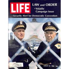 Cover Print of Life, August 23 1968 | $6.60