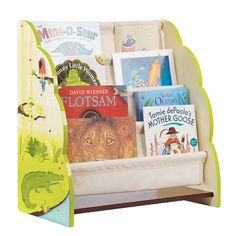 Guidecraft Jungle Party Book Display G86900