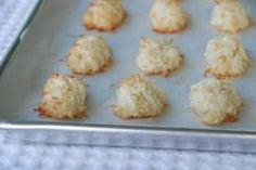 Recipe Besitos de Coco<br>Coconut Kisses 3 Puerto Rico