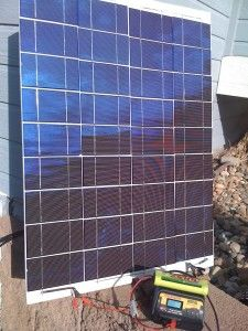 DIY Solar Panel....whoa