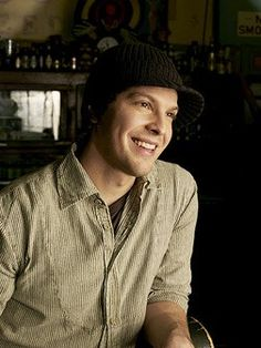 Gavin DeGraw. Awesome music. Also lives about 50 minutes north from my town. His brother is chill too.