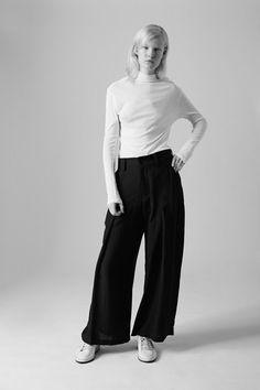 Idée Fixe: The Black Trouser