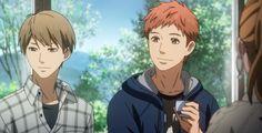 Hagita and Suwa: orange ep 4