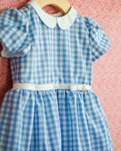 Oliver + S Fairy Taile Dress: Dorothy costume and an everyday dress