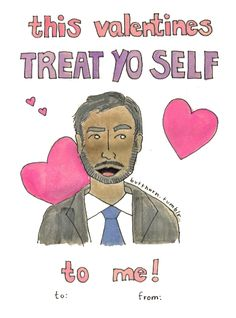Here Are 40 Pop Culture Valentines To Warm Your Cold, Jaded Heart