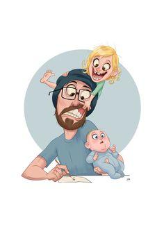 baby ilustration Baby Ilustration Cartoon Character Design 53 Super Ideas - New Ideas Art Et Illustration, Children's Book Illustration, Character Illustration, Character Sketches, Art Illustrations, Cartoon Drawings, Cartoon Art, Cute Drawings, Baby Cartoon