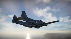 Volá War Thunder - (Wings of Prey F2P MMO)