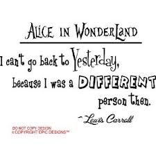 alice and wonderland quotes - Google Search