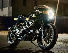 "Ducati Scrambler ""Strada 800"" by Fuel Bespoke Motorcycles"