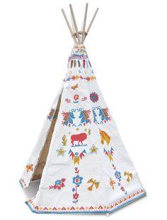8625 Vilac Nathalie Lete Indian Teepee Play Tent