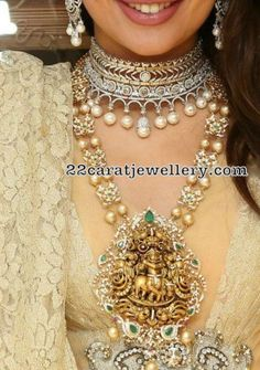 South Sea Pearls Mala with Lord Krishna Nakshi Pendant by Kalasha Fine Jewels, Hyderabad Indian Jewellery Design, Indian Jewelry, Jewelry Design, Egyptian Jewelry, Long Pearl Necklaces, Sea Pearls, Pendant Jewelry, Gold Jewelry, Diamond Jewellery