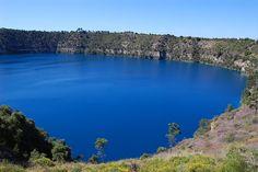 Blue Lake - Mount Gambier, South Australia