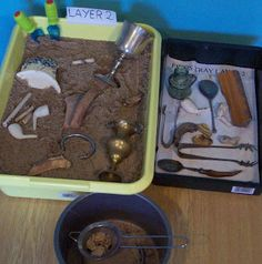 CHILDREN'S THEMED MINI DIG PARTIES - Archaeology Hands on Learning in Schools