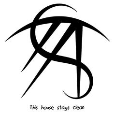 """Good scents find their way here"" sigil ""This house stays clean"" sigil for anonymous Sigil requests are closed."