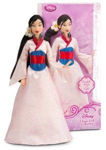 Disney Princess Mulan Classic Doll Collection