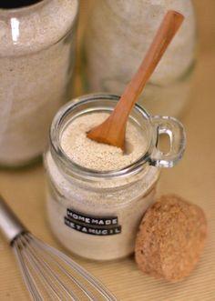 Maison Supplément Psyllium fibre saine - bonne santé Recettes de desserts au Desserts avec des avantages