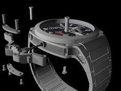 New Swiss watches Edmond