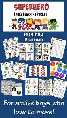 Number Names Worksheets preschool learning printable activities : A well, Preschool worksheets and Preschool on Pinterest