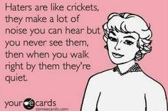 True story lol