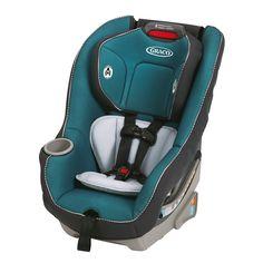Amazon.com : Graco Contender 65 Convertible Car Seat, Sapphire : Baby