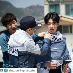 Running Man Korean, I Love You, My Love, I Am Sorry, Seo Joon, Kdrama, Windbreaker, Scene, Actors
