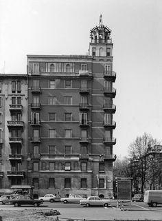 Casa in via Domenichino - Gio Ponti - itinerari - Ordine degli architetti, P.P.C della provincia di Milano