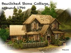 Arezoo's Bewitched Stone Cottage
