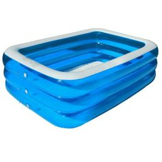 Large Size Inflatable Swimming Pool Brand: IntimeModel Inflatable Swim Pool (NO Pump)Material: Environmentally friendly PVC plasticPackage included: Pool, Patch, Drain Hose. Swimming Pool Quotes, Swimming Cartoon, Swimming Pictures, Swimming Funny, Swimming Gear, Swimming Pools, Swimming Lessons For Kids, Children Swimming Pool, Swim Lessons