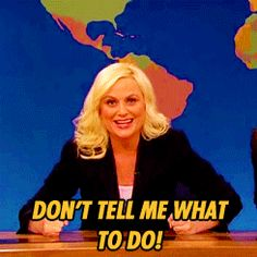 On haters: | Community Post: 20 Essential Pieces Of Life Advice From Amy Poehler And Tina Fey