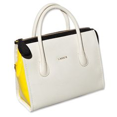 Good Sport - Lacoste Bag from #InStyle