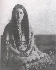 Sposa Lakota 1895