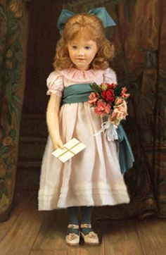 "Abigail...R.John.Wright ...First in the ""Victorian Children"" series"