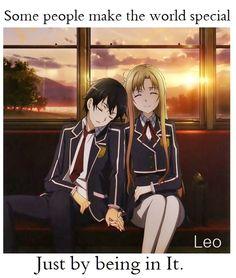 Anime:Sword Art Online Kirito And Asuna