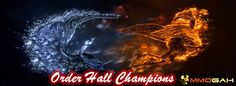 Order Hall Champions in World of Warcraft