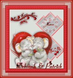 Deborah & Patrick  -  Love Love Love