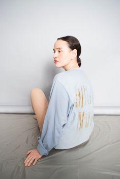 Iron nail shirt,  photo by Sofia Okkonen http://www.elinalaitinen.fi/
