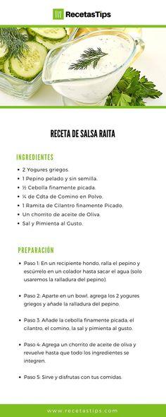 Salad Recipes, Healthy Recipes, Deli Food, Pan Dulce, Spanish Food, Food Humor, Chutney, Soups And Stews, Baking Recipes