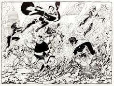 X-Men vs. Brotherhood
