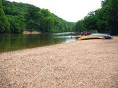 Aker's Ferry Current River Mo