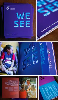 Brochures / Our Work By Media at Lure Design, Inc. in Orlando FL
