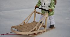 """See my other free dog sledding tutorials    What you need     2 wooden rulers or similar (1"""" x 1/8"""" x 36"""")  2 pieces of Balsa wood 1/16"""" ..."""