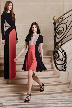 Vestidos tres colores