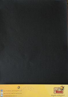 Schoolbordfolie A4 formaat / blackboard foil A4