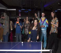 Our Table Tennis Events team is available to book for birthday parties in London & the UK.